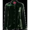 FRS velvet jacket - Jacket - coats -