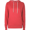 FULL TILT Basic Womens Pullover Hoodie Heather Pink - Long sleeves t-shirts - $24.99