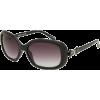 FULL TILT Black Tie Sunglasses Black - 墨镜 - $9.99  ~ ¥66.94