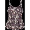FULL TILT Butterfly Ruffle Womens Cami Multi - Top - $19.99  ~ 17.17€