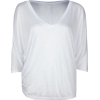 FULL TILT Dolman Womens Top White - Top - $14.99  ~ 12.87€
