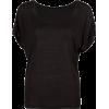 FULL TILT Essential Dolman Womens Tee Black - Majice - kratke - $11.99  ~ 10.30€