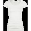 FULL TILT Essential Scoop Neck Womens Tee White - Shirts - kurz - $9.99  ~ 8.58€