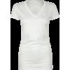 FULL TILT Essential V-Neck Womens Tee White - Tシャツ - $9.99  ~ ¥1,124