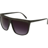 FULL TILT Flat Top Sunglasses Matte Black - Sunglasses - $9.99