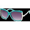 FULL TILT Retro Sunglasses Teal Green - Sunčane naočale - $9.99  ~ 63,46kn