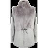 Fabiana Filippi Fur Collar Jacket - Jakne i kaputi -