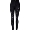 Faded Ripped Jeans  - Jeans - $28.90