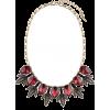 Fair Isle Collar Necklace - Ogrlice -