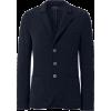 Falconeri Waffle-Weave Navy Jacket - Jakne i kaputi -