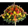 Fall Floral Spray - Plants -