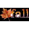 Fall - Texts -