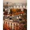Fall in the city - Buildings -