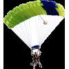 Fallschirm - Ilustrationen -