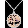 Family Tree Pendant - Necklaces - $179.99