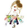 Fashion Art Woman - Anderes -