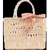 Fashion Bows Straw Woven Bag Nhjz332244 - Hand bag - $13.26