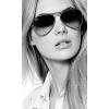 Fashion Glasses Summer Black and White - Sunglasses -