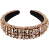 Fashion Sponge Crystal headband - Belt -