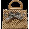 Fashion Woven Bow Portable Bag Nhtg332345 - 手提包 - $10.92  ~ ¥73.17