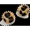 Fashionable Leopard Print Earrings Nhjq284947 - Earrings -