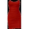 Fashion tube top pleated short skirt dress - Vestidos - $26.99  ~ 23.18€