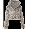 Faux Fur Coat - Jacket - coats -