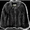 Faux Fur Coat - Jaquetas e casacos -
