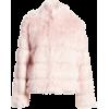 Faux Fur Tiered Coat RACHEL PARCELL - Jacket - coats -