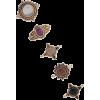 Faux Stone Ring Set - Prstenje -