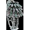 Feather Shape Bracelet Bracelets Green - Bracelets -