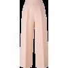 Fendi Crepe Culottes - Capri hlače -