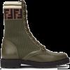 Fendi - 靴子 -