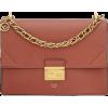 Fendi brown bag - Messenger bags -