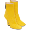 Fendi yellow boots - Stiefel -