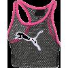 Fenty Puma mesh cropped tank - Majice bez rukava -