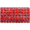 Ferrera Red Clutch - Clutch bags - £35.00  ~ $46.05