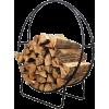 Fire Wood Holder - Möbel -