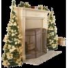 Fireplace - Furniture -