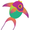 Fish Kite - Animali -