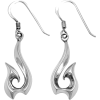 Fish Hook Earrings - Kolczyki -