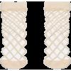 Fishnet Ankle Socks - Otros -