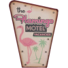 Flamingo Motel sign Westwing - Furniture -