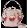 Flamingo bag - Bolsas pequenas -