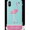Flamingo iPhone - Objectos -