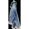 Flat Sandals - Jeans -