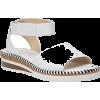 Flat Sandal White Vince Camuto - Sapatilhas - $88.00  ~ 75.58€