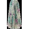 Floral Skirt - Skirts -