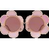 Floral Daisy Sunglasses - Sunglasses -