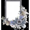 Floral Frame - Frames -